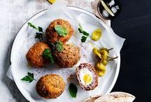 SCOTCH EGGS / yummy scotch eggs | délicieux scotch eggs