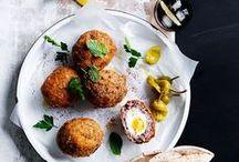 SCOTCH EGGS / yummy scotch eggs | délicieux scotch eggs