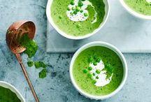 SOUPS | SOUPES / creamy soups | soupes crémeuses
