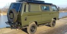 VW T3 SYNCRO CAMPER EXPEDITION / VW T3 SYNCRO CAMPER EXPEDITION