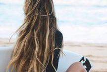 vinden i håret