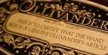 Ollivander / Lancashire | artificem commendat opus