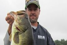 BICO Bass / Bass caught on BICO jigs, contact us to get your picture on the board!
