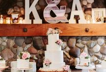 S W E E T • L O V E / Love is oh-so sweet, take a peek at these wedding treats from Kelley Farm weddings!