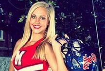 College Cheerleader Heaven / Bringing you the hottest college cheerleaders from around the world!