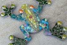 Картина из мозайки