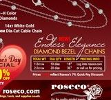 Roseco Specials / Items that we currently have on sale.