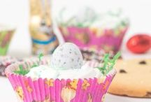 Ostern // Easter / Kuchen-, Muffin- und Cupcake-Rezepte für die Osterzeit. Cake, Muffin and Cupcake recipes for easter time.