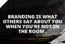 // Branding & Design / Here you have some branding ideas for you. Enjoy them my friend.