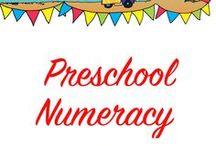 Preschool Numeracy / Numeracy concepts and games for preschool children.