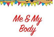 Me & My Body Preschool Theme Ideas