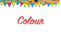 Colour Preschool Theme Ideas / All things colourful! Primary colour art, science and more.