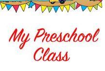 My Preschool Class / All the great activities that we do in my Grade 0 Classroom.