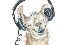 Draw my llama