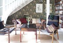 Home inspiration / Interior, furniture, wallpapers and stuff like that!