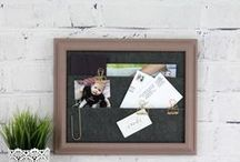 DIY Projects / DIY project ideas for the home. Anything from Home Decor to craft ideas.