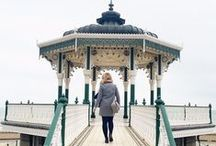 b r i g h t o n / All you need to know about visiting Brighton and where to Eat and Drink