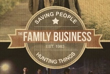 """""""Saving People, Hunting Things- The Family Business"""" / by Lainey Fox"""