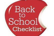 Back to School Tips & Ideas / We've got your back to school tips and ideas for everything from staying organized, to taking the photos to commemorate the first day of school, to fun lunch ideas, and more.