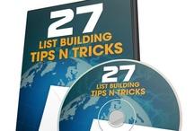 List Building Tips N Tricks