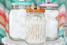 Organization Ideas / DIY organization tips and ideas for the home.