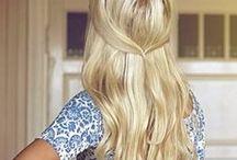 p r i m p / Hair ideas, beauty ideas