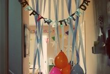 Birthday party ideas / by Amy Ditto