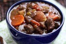Food ♥ - Soups & Stews
