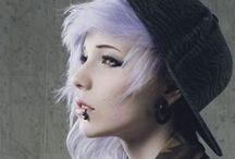 Emo, Scene, and Indie Scene Inspirations / by Tori Jennings