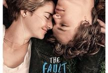 The Fault in Our Stars <3 / Perfect book. Turned into a perfect movie.