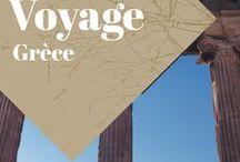 Grèce Voyage / Collection d'idées et d'inspiration pour un voyage en Grèce. Tous les bons plans, adresses, belles villes et beaux paysages!