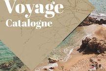Barcelone & Catalogne Voyage / Collection d'idées et d'inspiration pour voyager en Catalogne et à Barcelone. Les plus beaux paysages, la nature, et un bon city break ;)