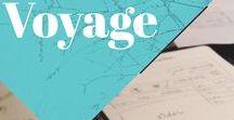 Voyage, travail & entrepreneuriat / Combiner voyage et travail, les aléas de la vie nomade. Entrepreneuriat, idées, organisation et réseaux sociaux