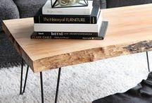 DIY furniture / Easy DIY furniture projects and ideas for inside or outside the home.