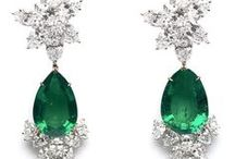 High Jewelry / Diamonds and gold are a girl's best friends