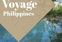 Philippines Voyage / Collection d'idées et d'inspiration pour voyager aux Philippines. Découvrez les plus beaux paysages et tous les bons plans pour vous organiser!