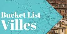 """Bucket List Villes / Les plus inspirantes photos de voyage urbain autour du monde! Planche collaborative: postez uniquement les plus belles photos et n'oubliez pas de mentionner la localisation dans la description de vos pins! Merci :) Important: pas de pins """"couverture d'article"""" uniquement les plus belles photos (illustrations et cartes visuelles sont aussi OK)!"""