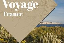 France Voyage / Idées et inspiration pour un voyage en France. Découvrez ses plus beaux paysages, ses villes! Avec bons plans et bonnes adresses.