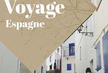 Espagne Voyage / Collection d'idées et d'inspiration pour voyager en Espagne! Découvrez ses plus villes et plus beaux paysages. Bons plans voyage et bonnes adresses!