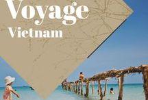 Vietnam Voyage / Collection d'idées et d'inspiration pour voyager au Vietnam. Découvrez ses plus beaux paysages, sa nature, ses villes et sa culture. Découvrez aussi les bonnes adresses et les bons plans!