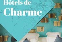 Hôtels Design & Boutique / Les hébergements de voyage les plus désirables! Design, histoire, cadre et charme: ces boutique hotels ont décidément tout pour plaire.