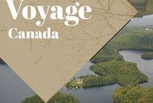 Canada Voyage / Inspiration et idées pour un voyage au Canada, découvrez tous ses plus beaux paysages et belles villes! Bons plans, adresses et photos.