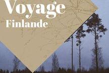 Finlande Voyage / Collection d'idées et d'inspiration pour un voyage en Finlande. Bons plans et adresses, escapades en nature, city-breaks, etc. Ses plus belles villes et ses plus beaux paysages...