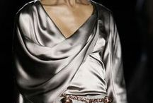 Mad for Metallic / Shine on and fall in love with shades of silver, gold and copper. #metallic #shine #WorthNewYork