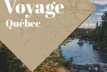 Québec Voyage / Inspiration et idées pour un voyage au Québec, découvrez tous ses plus beaux paysages et belles villes! Bons plans, adresses et photos.