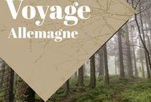 Allemagne Voyage / Collection d'idées et d'inspiration pour un voyage en Allemagne. Bons plans, bonnes adresses, tous les plus beaux paysages et les plus belles villes!