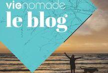 Vie Nomade: sur le blog / Découvrez tous les articles de Vie Nomade, le blog voyage, culture et contre-courant. Article, inspiration, bons plans, guides et récits de voyage!