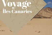 Îles Canaries Voyage / Collection d'idées et d'inspiration pour un voyage aux Îles Canaries. Découvrez la nature et les paysages de Fuerteventura, Lanzarote, Gran Canaria, El Hierro et La Palma!