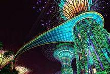 Singapour Voyage / Collection d'idées et d'inspiration pour un voyage à Singapour.