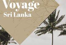 Sri Lanka Voyage / Idées et inspiration pour un voyage au Sri Lanka. Découvrez ses plus beaux paysages!
